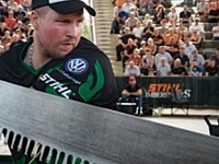 Stihl TIMBERSPORTS® Lars_Seibert Single Buck