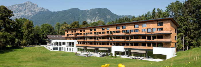 Klosterhof Premium Hotel & Health Resort in Bayerisch Gmain